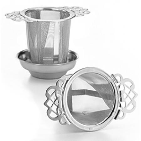 Passe-thé acier inoxydable