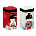 Boite à thé Geisha 25g